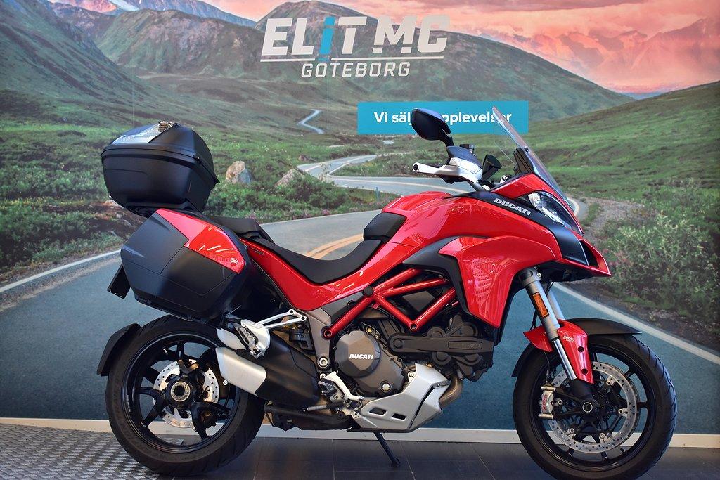 Ducati Multistrada 1200S  touringpack. ELiT MC Göteborg.