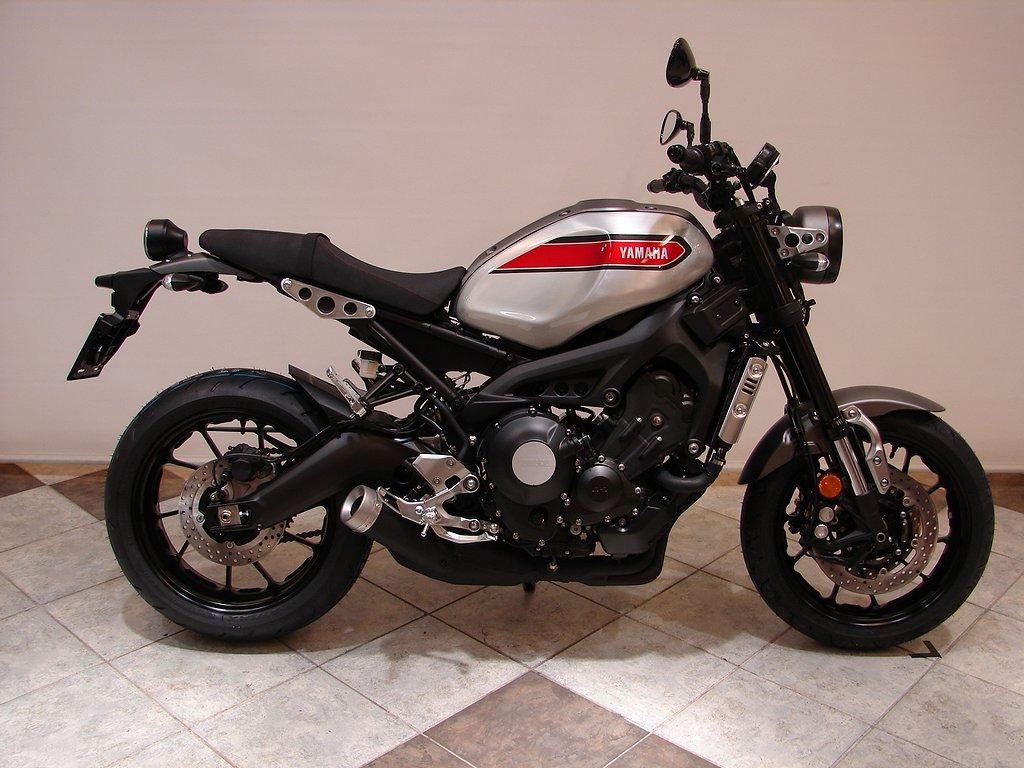 Yamaha XSR900 ABS Ny! Höstpris! 5 Års garanti