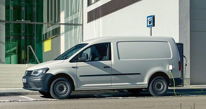 Volkswagen Caddy Maxi ABT 100% Elfdrift *1995kr/mån