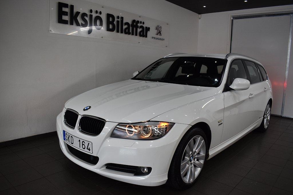 BMW 320 d xDrive 184hk Touring Automat *Drag,Motorvärmare*