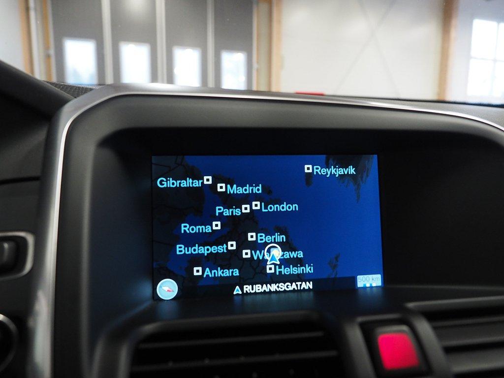 Volvo XC60 D4 AWD Ocean Race Drag, GPS 2016