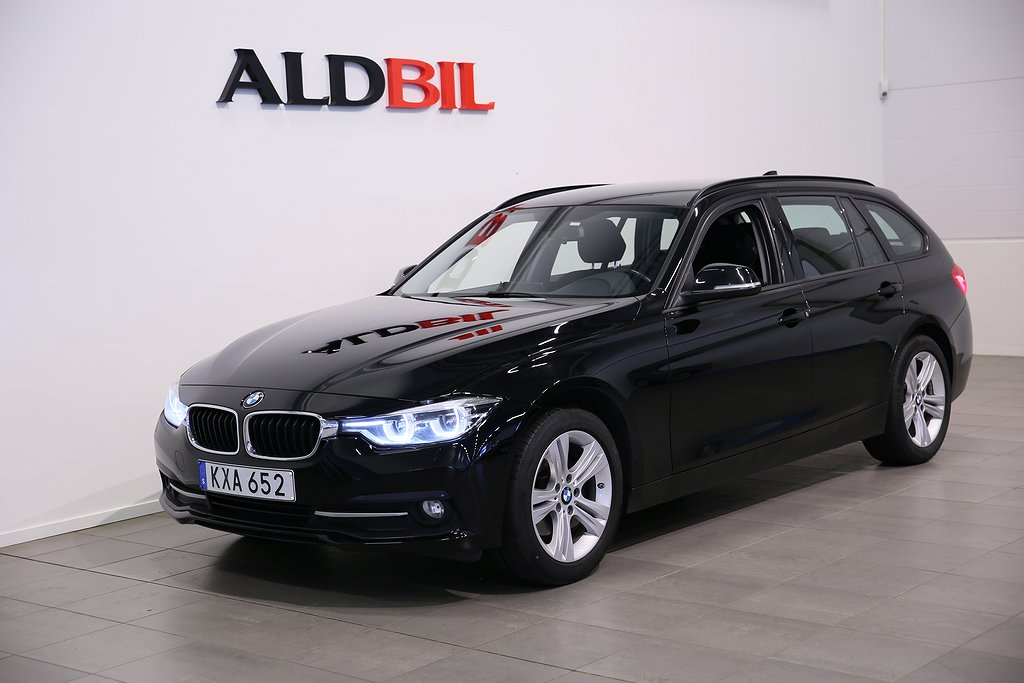 BMW 320 d 190hk xDrive Model Sport Touring