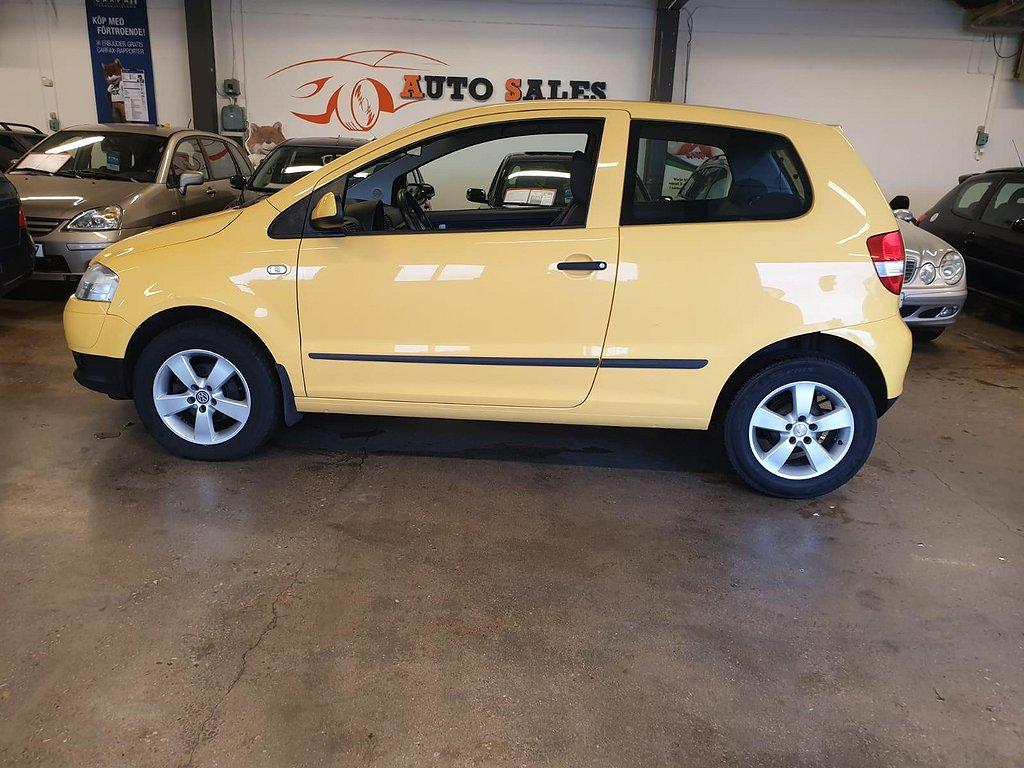 Volkswagen Fox 3-dörrar 1.2 54hk