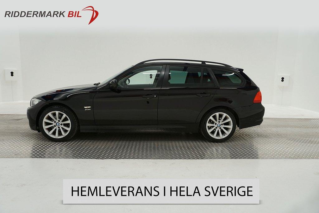 BMW 320d xDrive Touring, E91 (177hk)