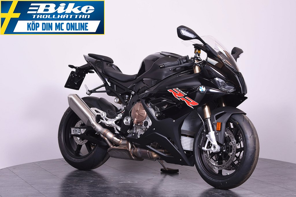 BMW S1000RR  Dynamic/Race Paket Spara 12 000 kr