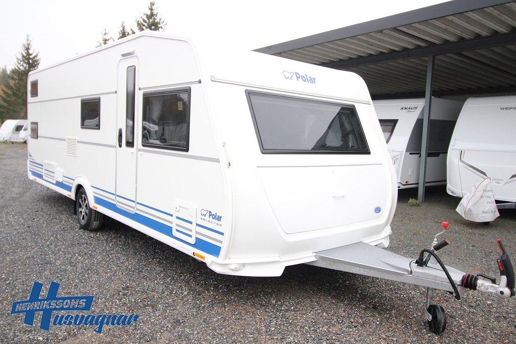 Polar 650 TDS BK Selected