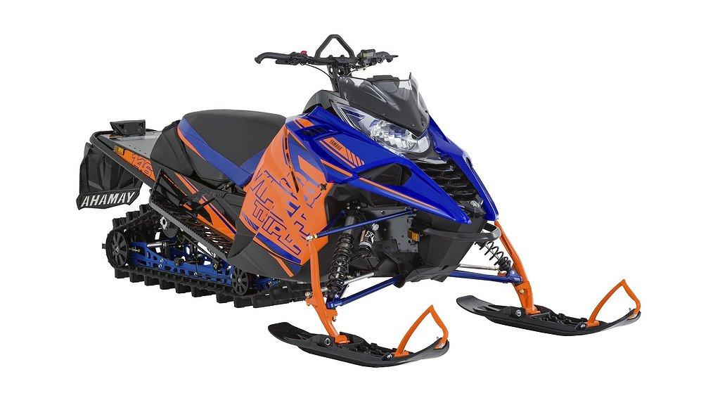 Yamaha SR Viper XTX LE 146 Kampanj