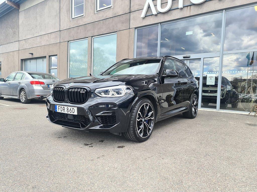 BMW X3 M Competition 510hk / Svensksåld / Se Spec