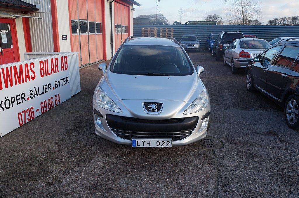 Peugeot 308 SW 1.6 VTi/ Ny servad