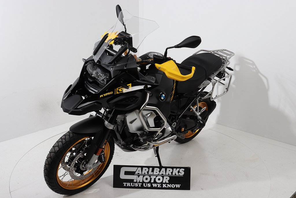 BMW R1250GSA 40 years edition