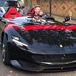 """Gordon Ramsay slog till på en """"Zlatan-Ferrari"""""""