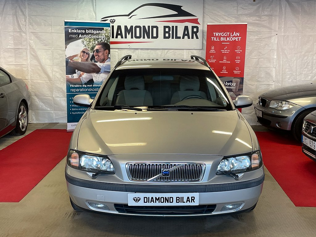 Volvo V70 2.4 Business /  (140hk)