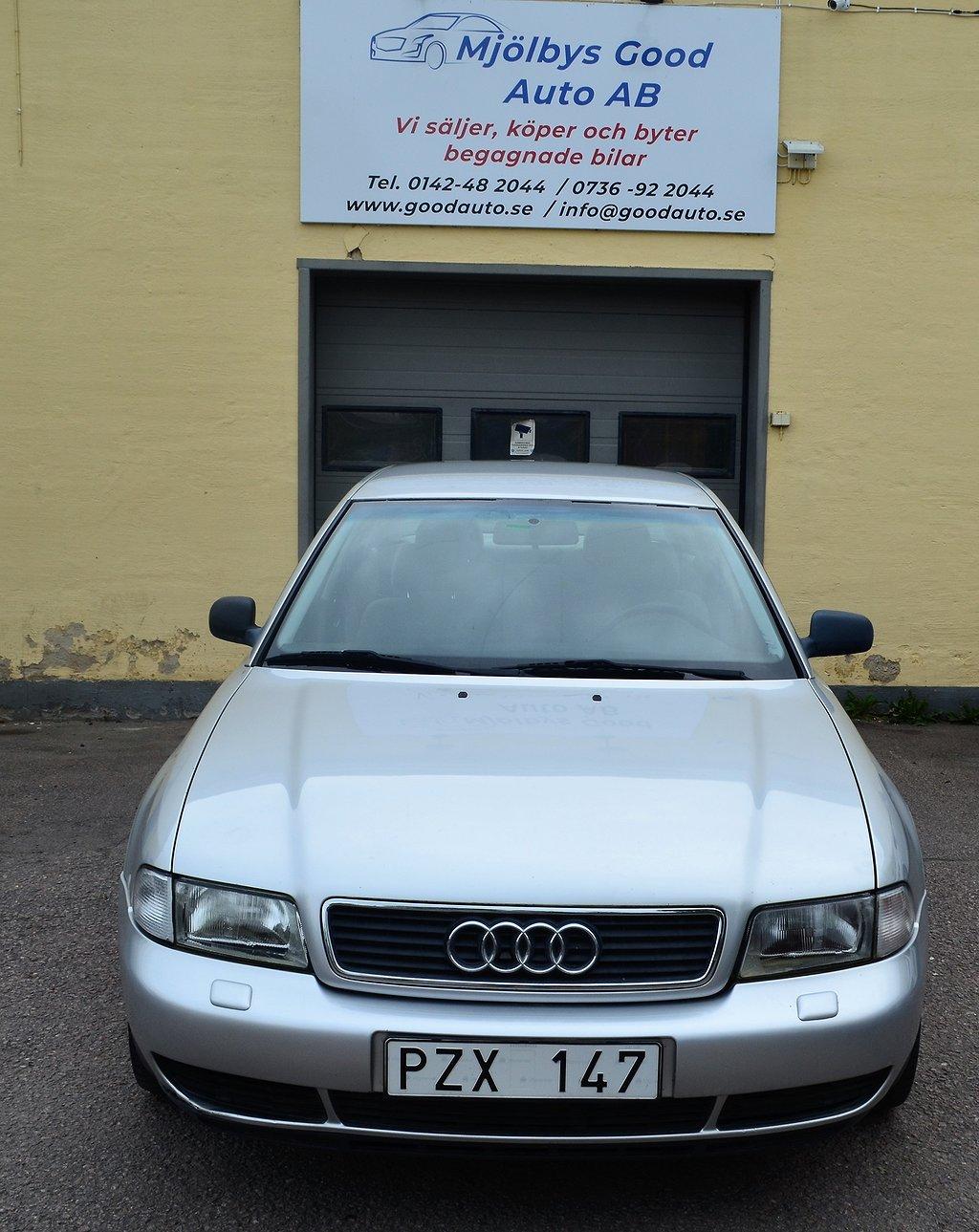 Audi A4 Sedan 1.8 125hk