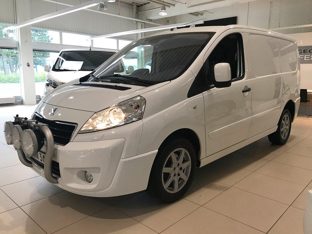 Peugeot Expert Skåpbil 2.0 HDi Automat 163hk