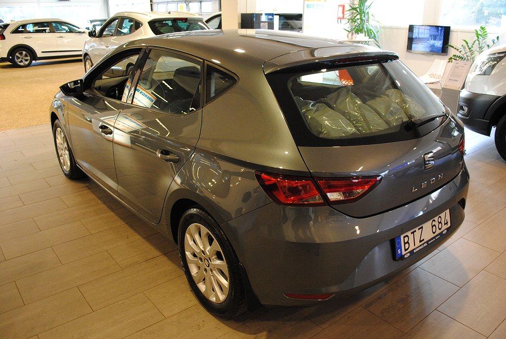 Seat Leon 1.2 TSi Style 105hk *Mkt fin*