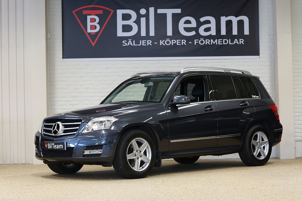 Mercedes-Benz GLK 250 CDI 4MATIC BlueEFFICIENCY 204hk