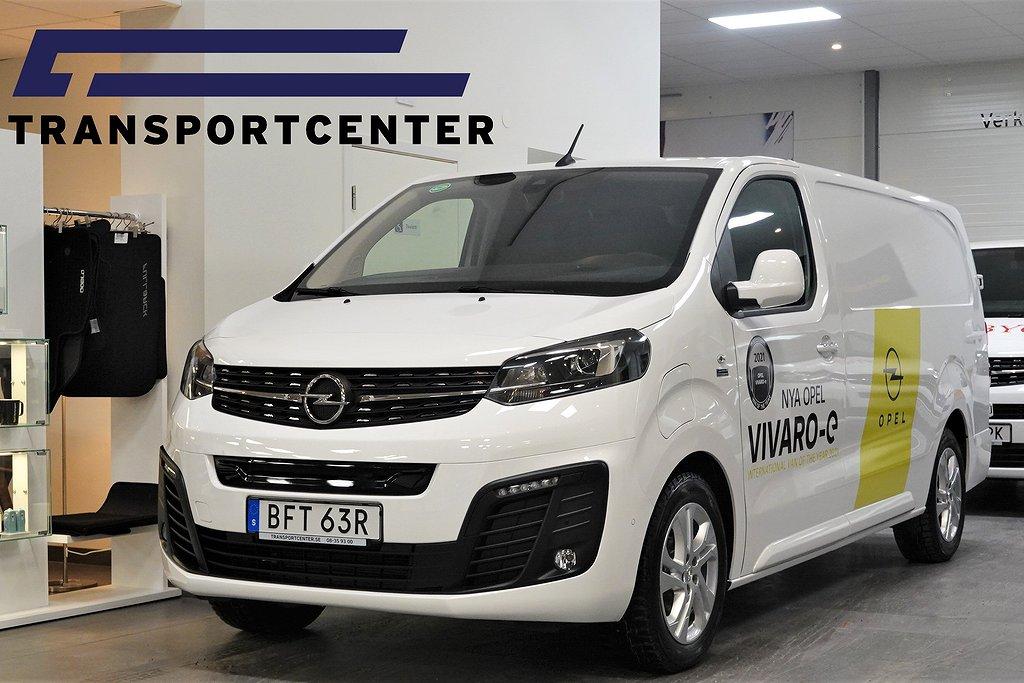 Opel Vivaro-e L3 Premium 33 mil / Hemma för provkörning /