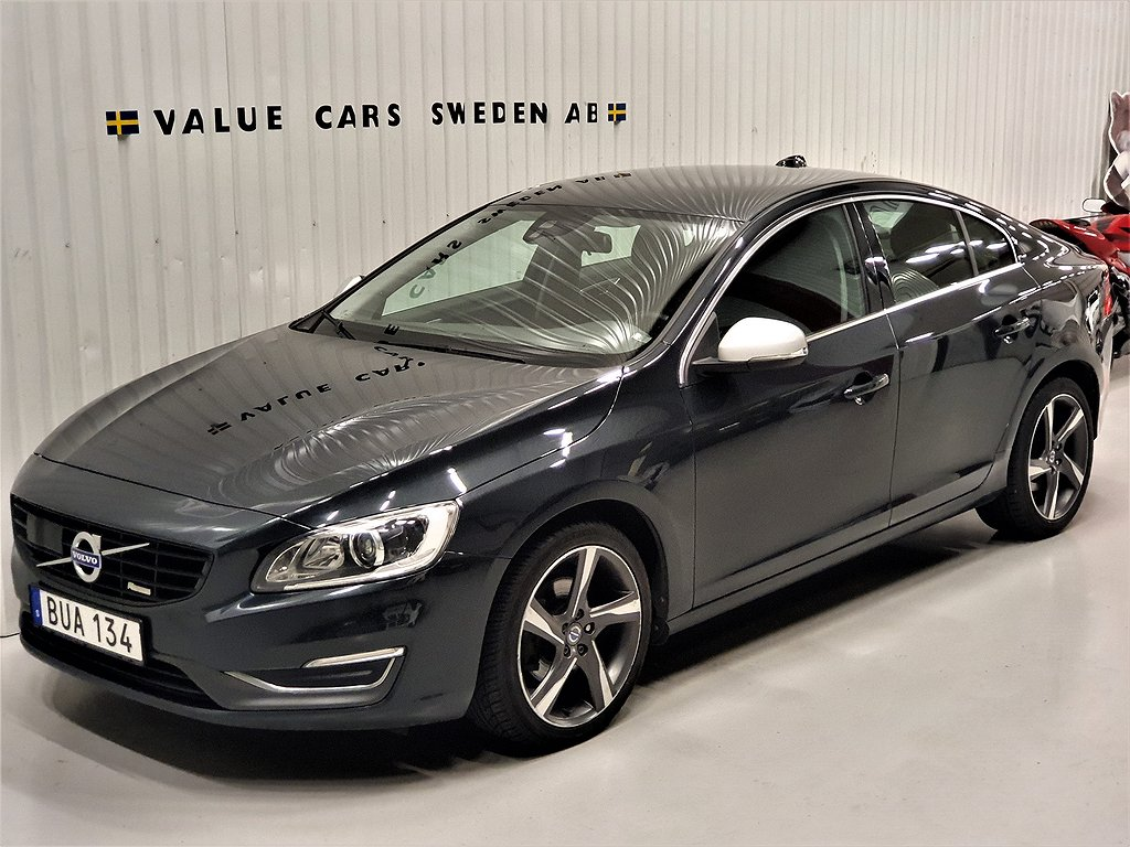 Volvo S60 D4 Geartronic  Euro 6 181hk
