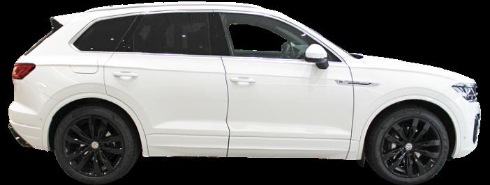Modellbild av en Volkswagen Touareg