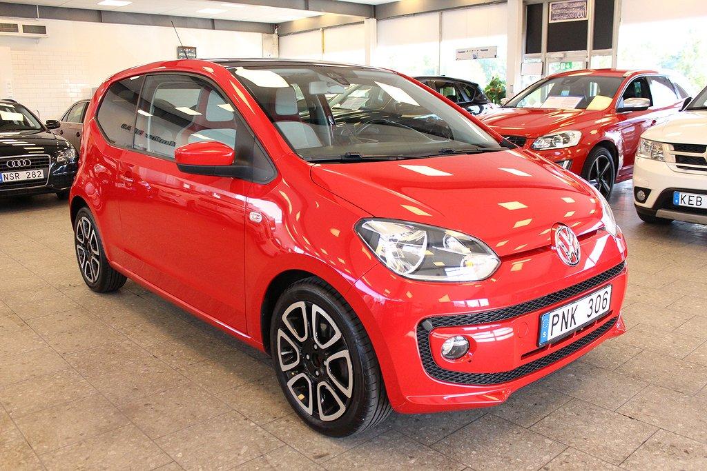 Volkswagen Up ! 3-dörrar 1.0 Drive, Premium, Sport 75hk