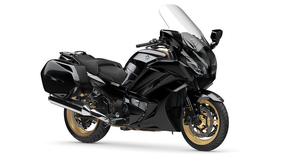 Yamaha FJR1300AE Ultimate Edition