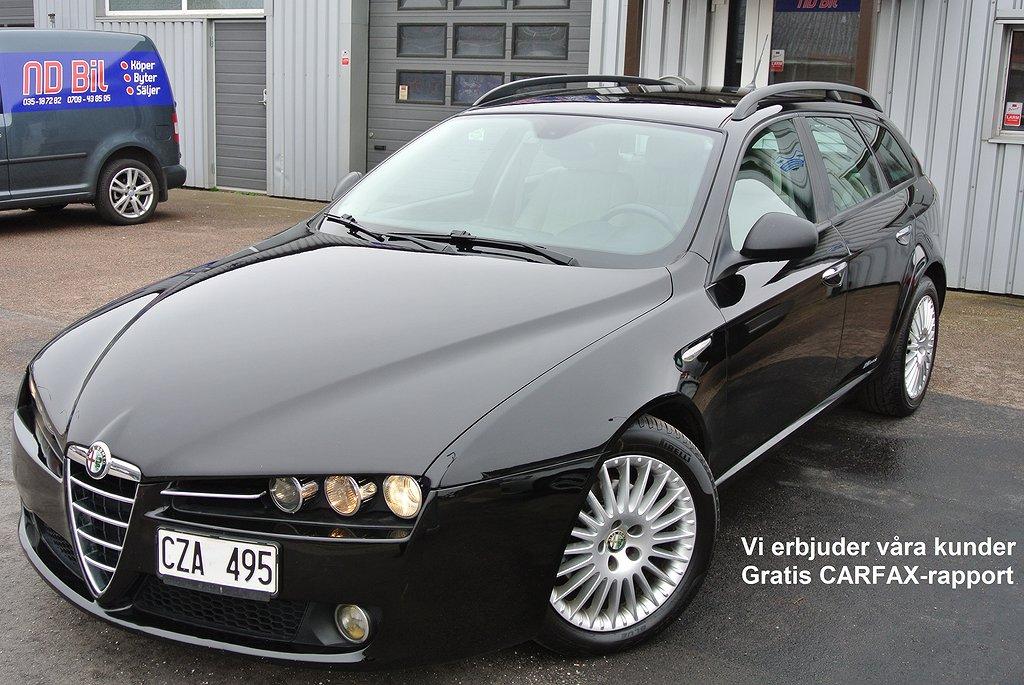 Alfa Romeo 159 Sportwagon 1.9 JTDM 16V Q-Tronic Exclusive 150hk