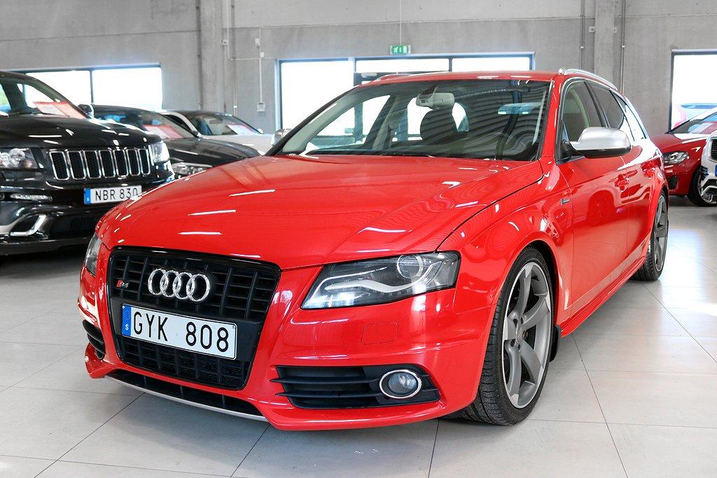 Audi S4 3.0 TFSI Quattro Svensksåld