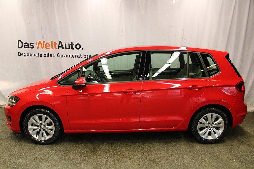 Volkswagen Golf Sportsvan 1.2 TSI 110/Panorama