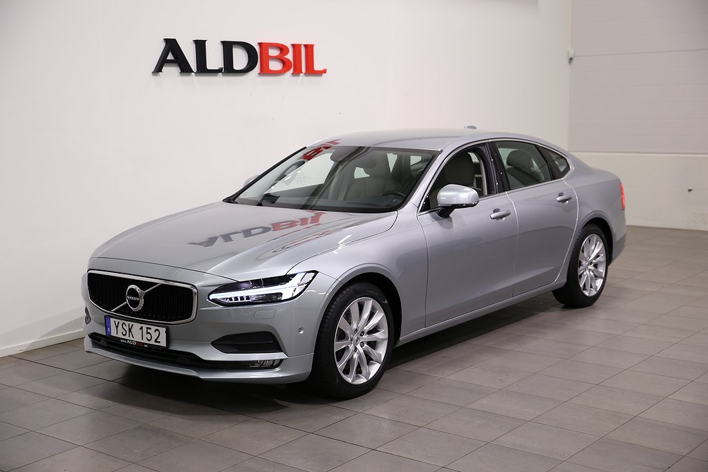 Volvo S90 T5 254hk Business Advanced Aut