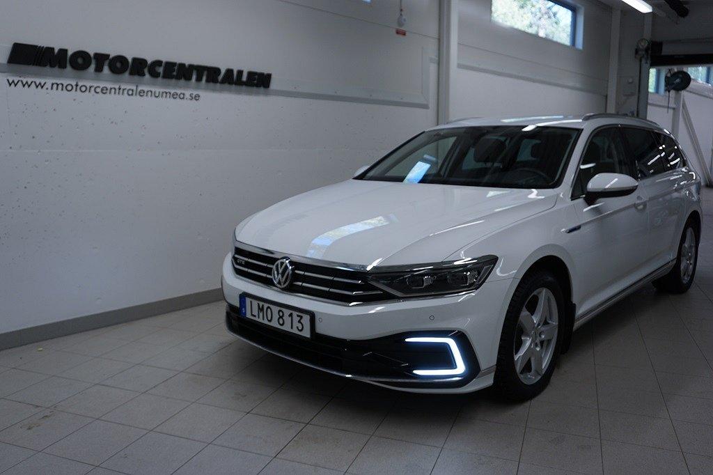 Volkswagen Passat Variant GTE 1.4 Dragpaket/P-värmare/Executive