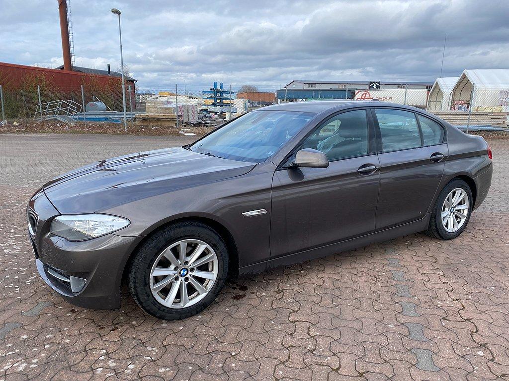 BMW 520 d Sedan Steptronic 184hk