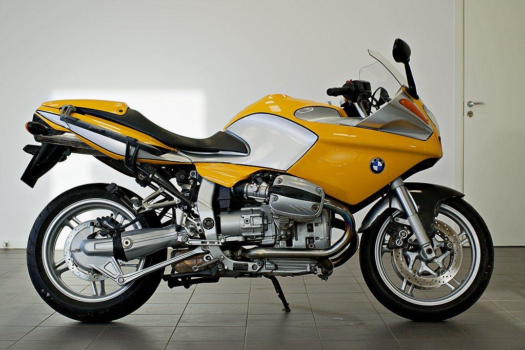 BMW R1100S 98HK / Packväskor - 327kr/månad