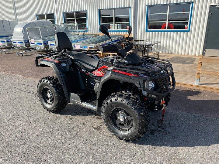 Hisun 550 ATV EPS Traktor-B