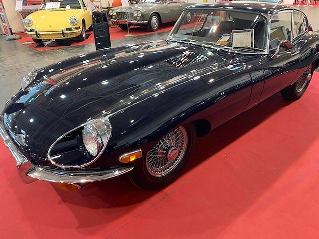 Jaguar E-Type 4.2 Coupé