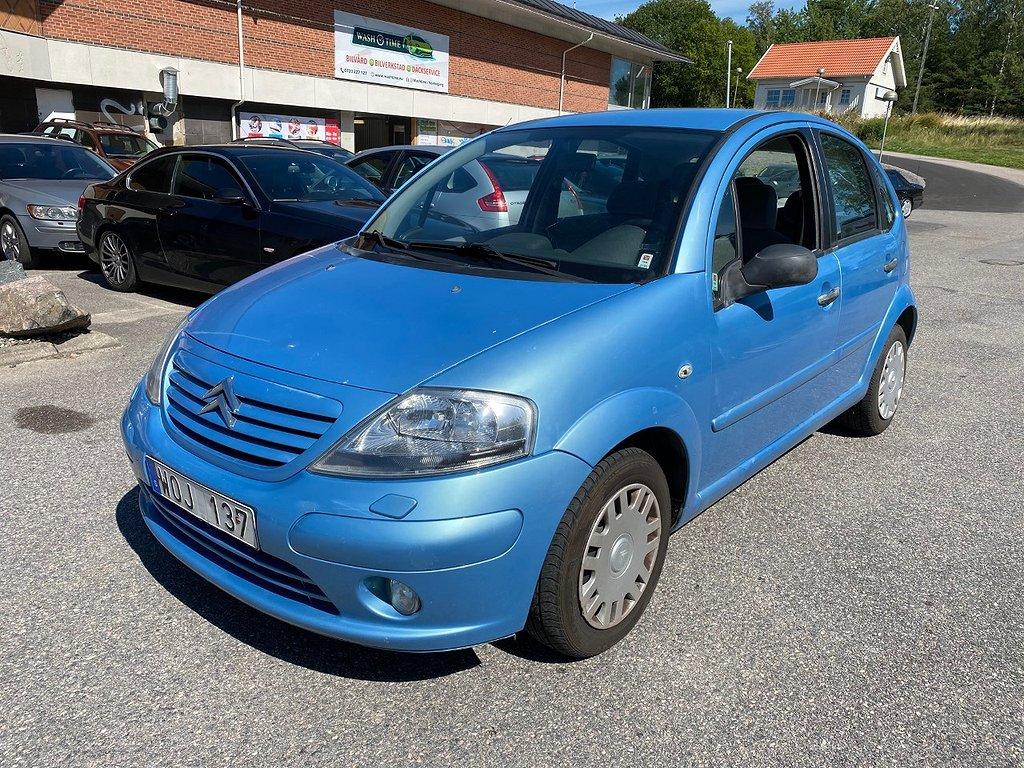Citroën C3 1.4 73hk BESIKTAD
