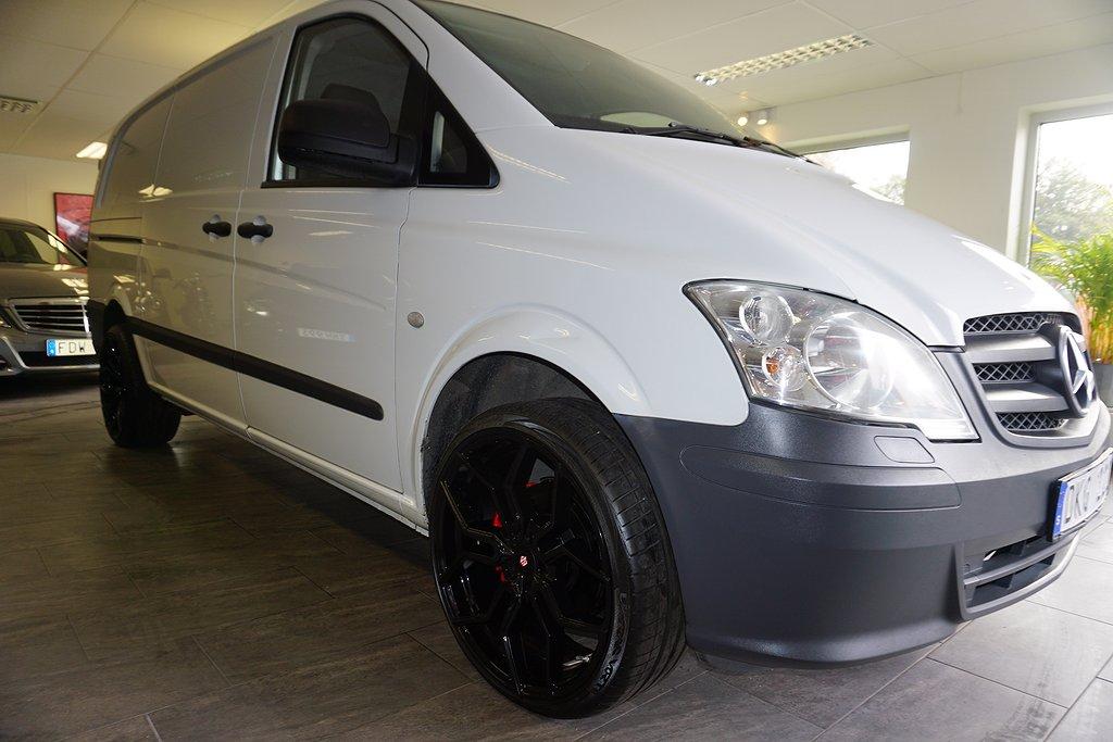 Mercedes-Benz Vito 113 CDI LÅNG