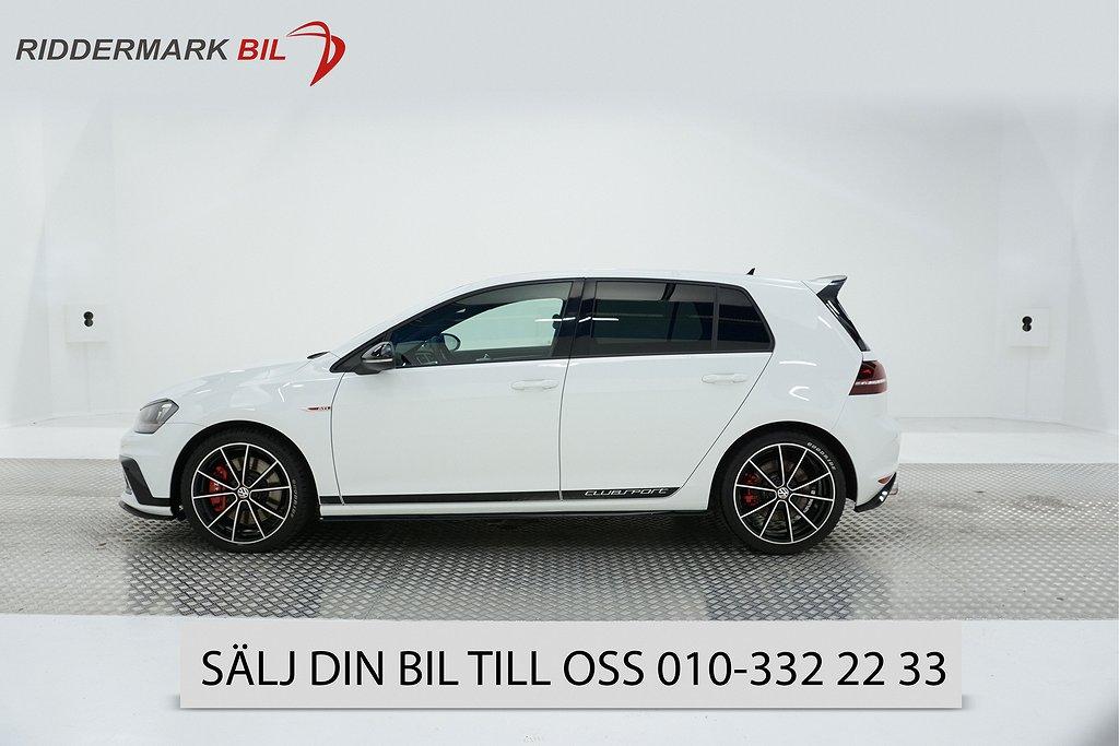 Volkswagen Golf 5-dörrars GTI Clubsport 2.0 TSI Eu6 265hk