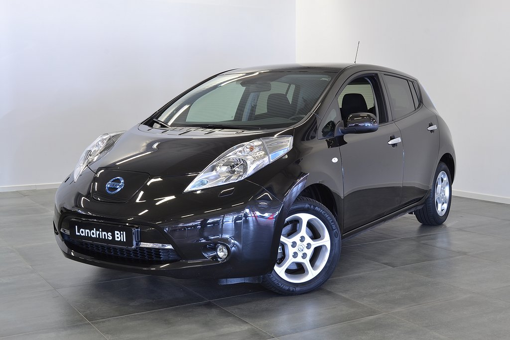 Nissan Leaf 30 kWh Single Speed 109hk Acenta