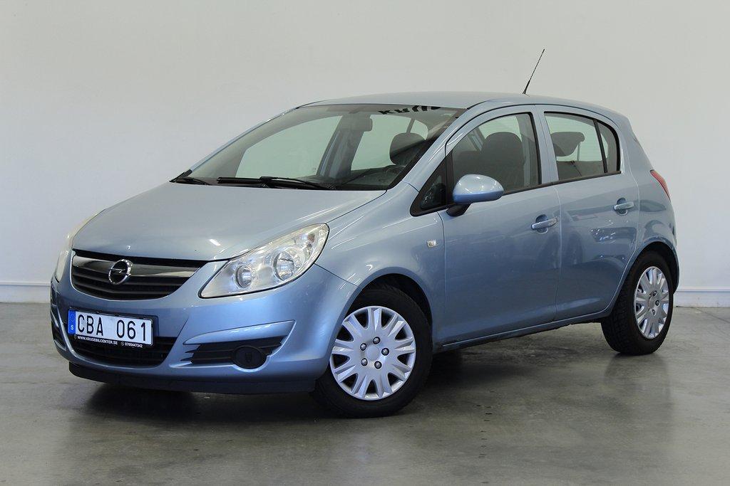 Opel Corsa 5-dörrar 1.3 CDTI ecoFLEX 75hk