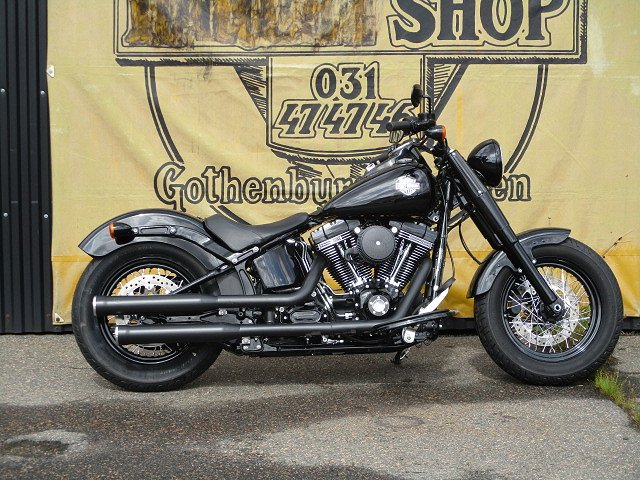 Harley-Davidson FLSS Slim