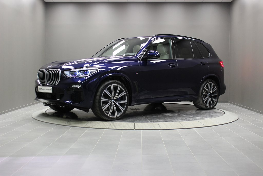 BMW X5 xDrive30d/ M Sport/ Innovation/ Travel/ Winter