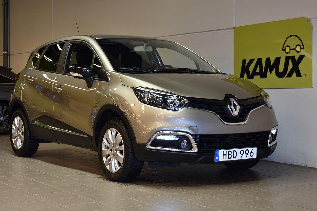 Renault Captur 0.9 TCe 90hk Energy Expression II