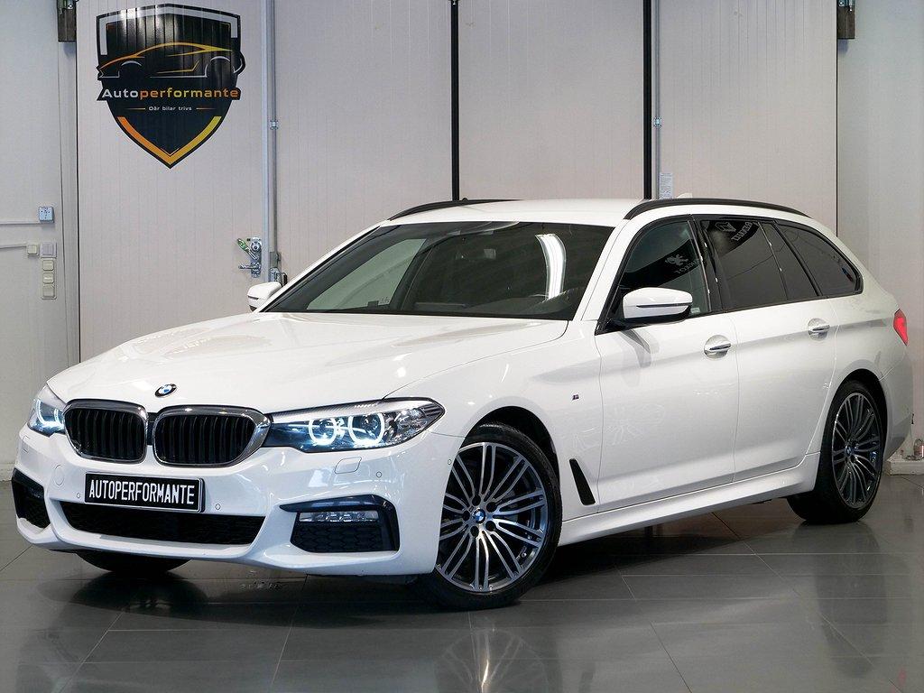 BMW 520 d SVENSK M SPORT DRAG Eu6 190hk