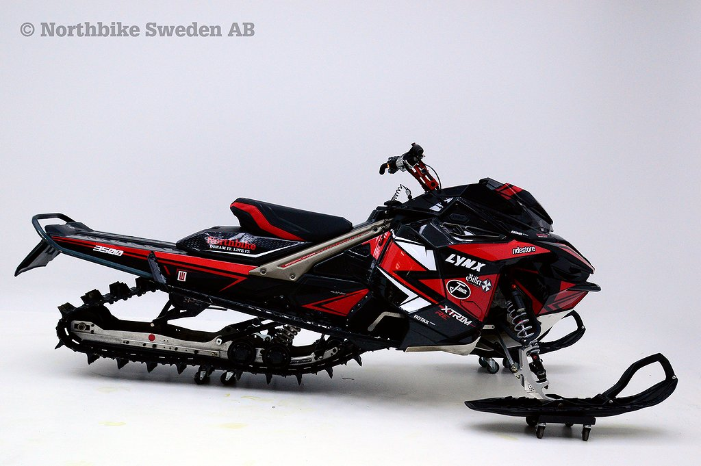 "Lynx X-trim RE 850 3500  ""Fri hemleverans"""
