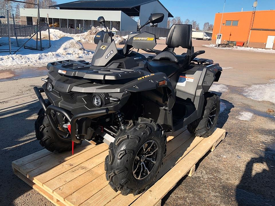 STELS ATV 800G Trophy TRAKTOR B