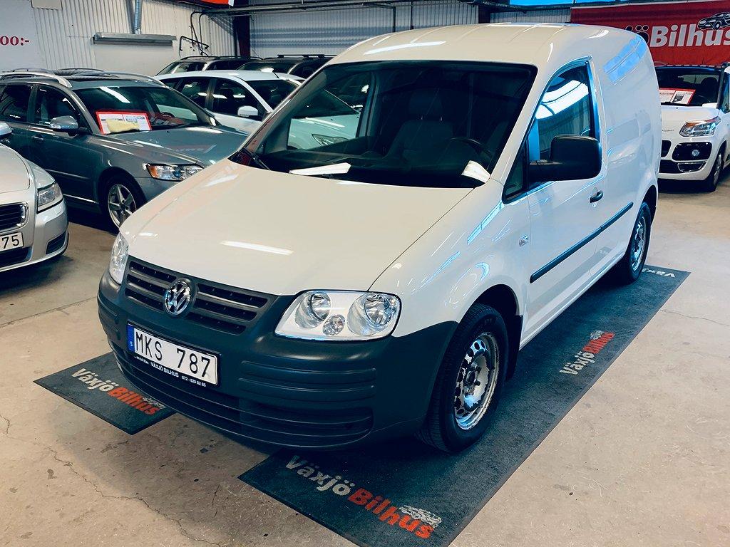 Volkswagen Caddy Skåpbil 2.0 EcoFuel 109hk