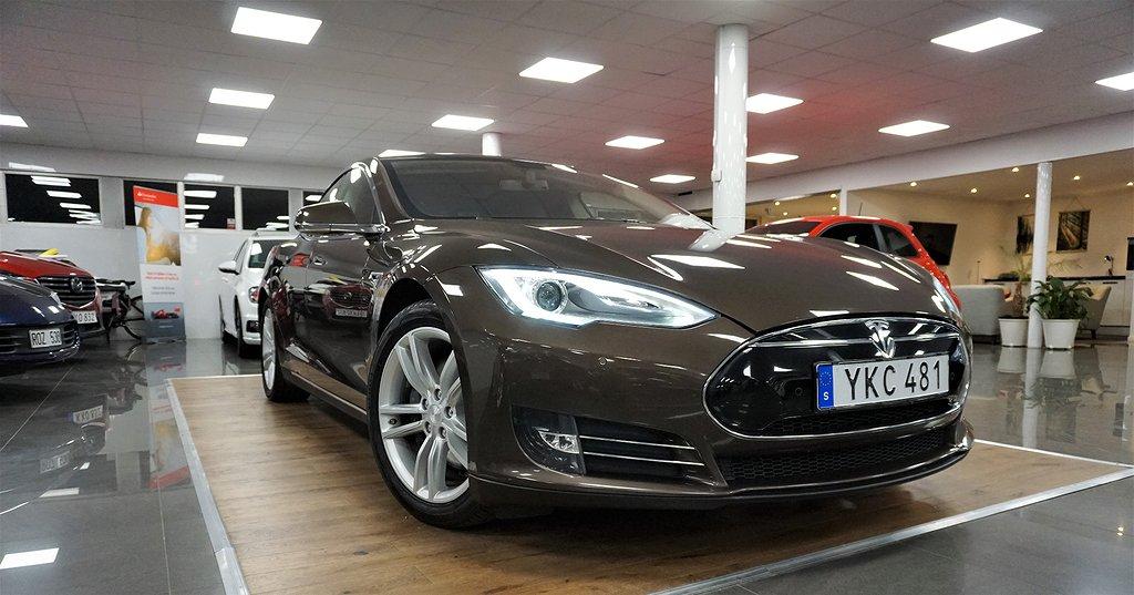 Tesla Model S P85 421hk