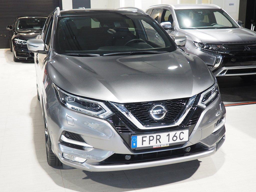 Nissan Qashqai Tekna+ DIG-T 140hk 2020