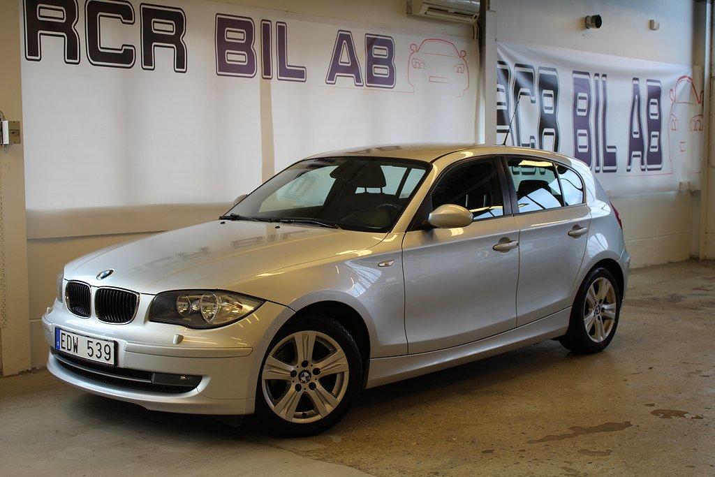 BMW 116 i Aut Skinn Advantage, P-sensorer