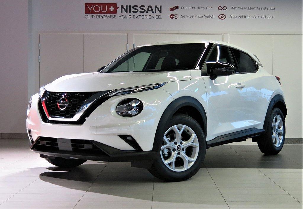 Nissan Juke DIG-T N-Connecta **PRIVATTLEASING**